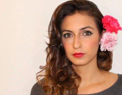 Pautas para un maquillaje de flamenca