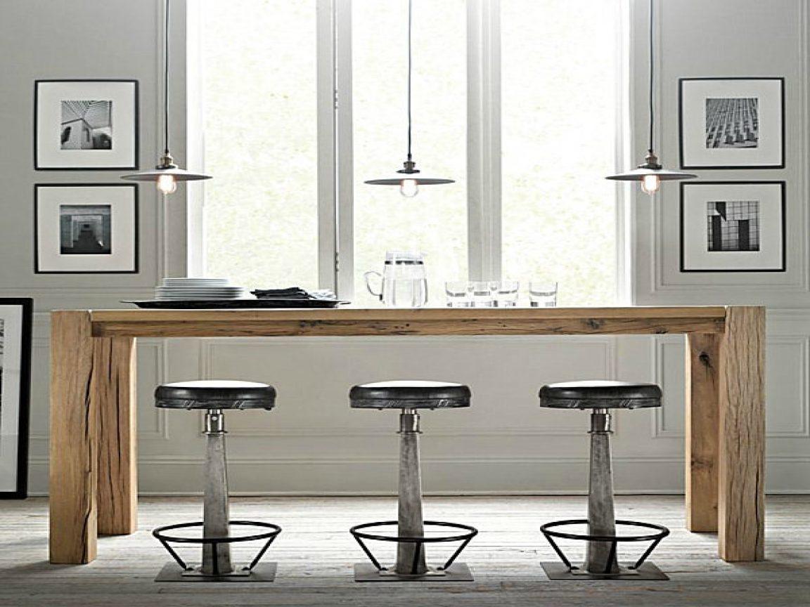 Mesas Rusticas De Madera Para Cocina