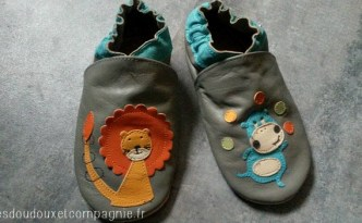 chaussons tichoups 4 ans