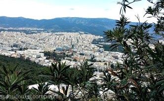ATHENES MONT LYCABETTE