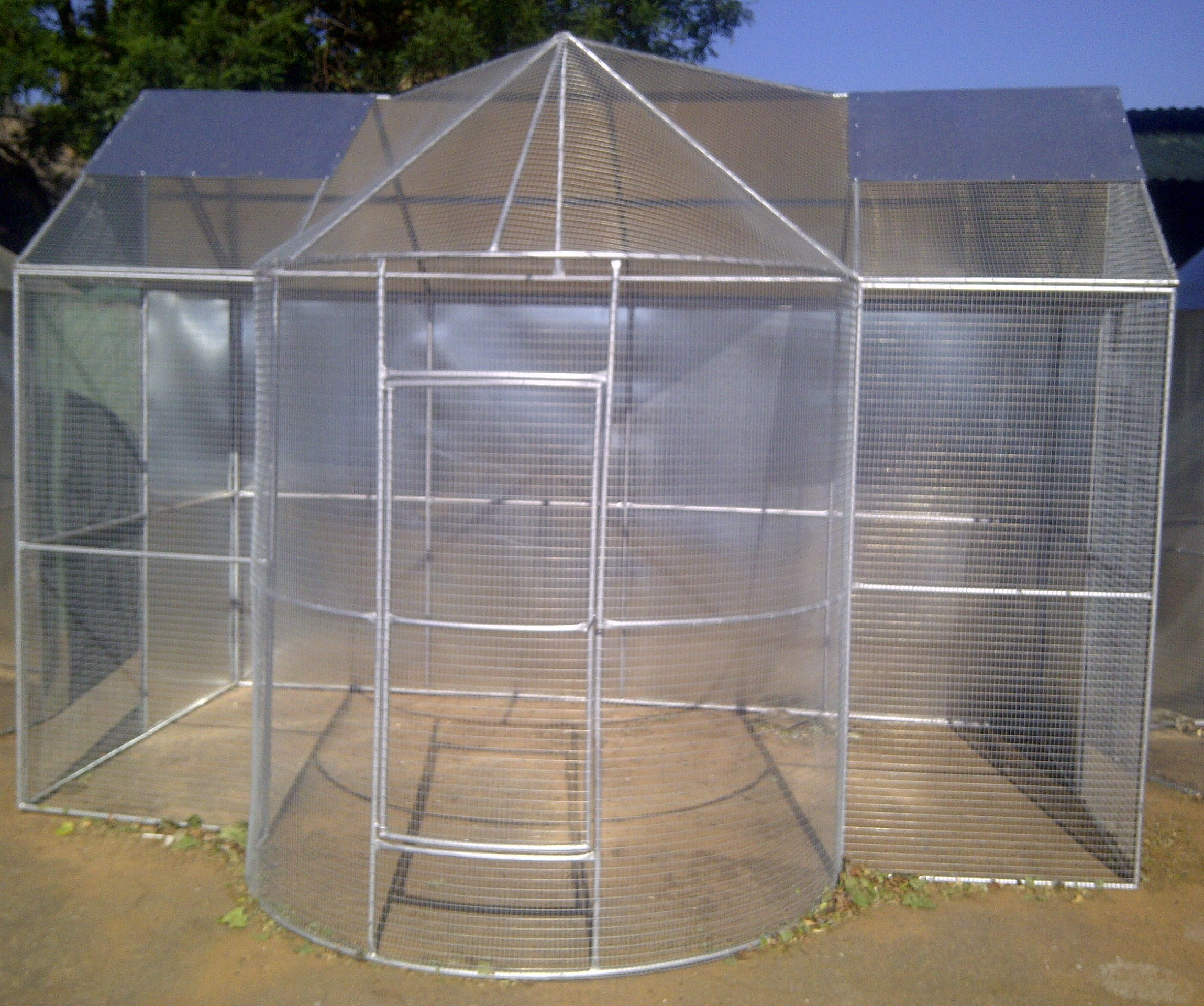 Diy Bird Feeder Cage Mesh For Birds