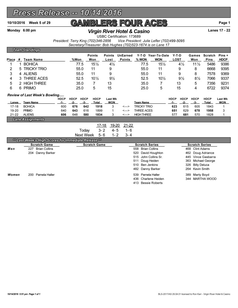 Custom PDF Report