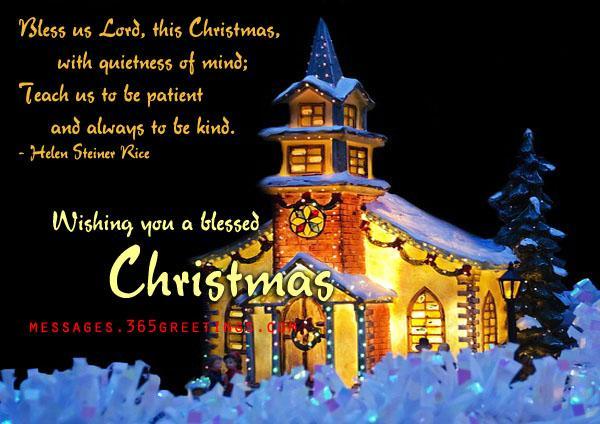 christian christmas wishes 365greetings christmas greeting - Christian Christmas Card Messages