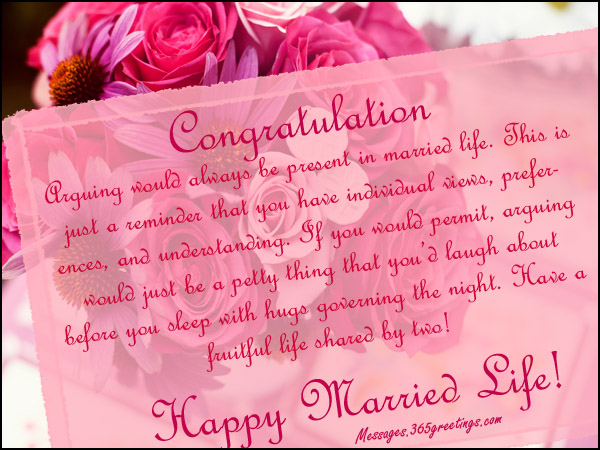 Wedding Wishes And Messages 365greetingscom