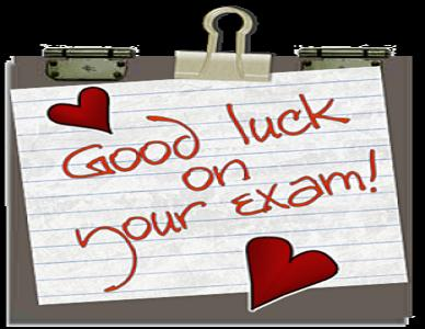Good Luck Messages For Exam 365greetingscom