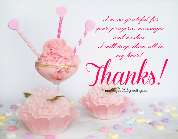 Thank you for all your birthday wishes and greetings ltt our days become bright because of friends who are our sunshine to our lives thank 11 birthday thank you messages m4hsunfo