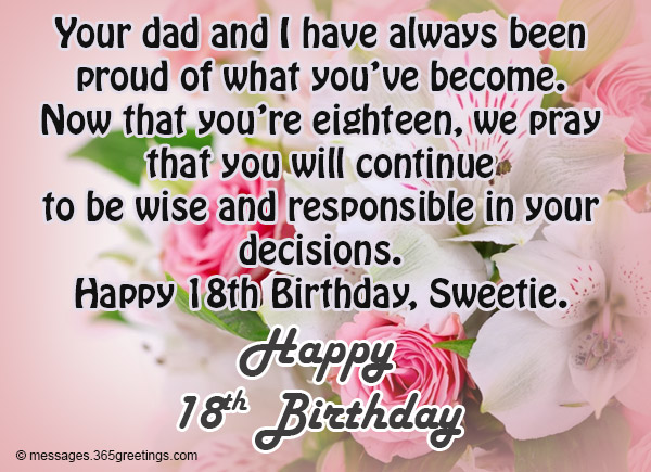 Cozy 18th birthday wishes messages and greetings 365greetingscom 18th birthday wishes messages and greetings 365greetingscom m4hsunfo