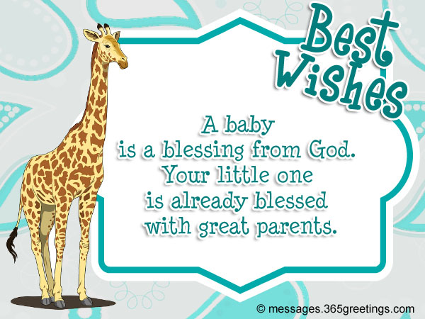 baby-shower-messages - 365greetings