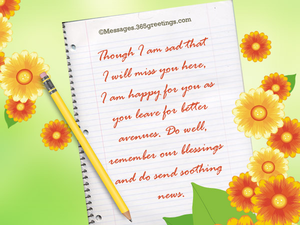 Farewell Messages Wishes And Sayings 365greetingscom