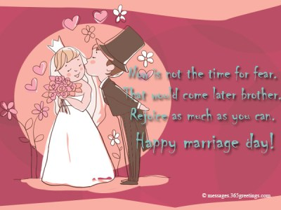 Funny Wedding Wishes and Quotes - 365greetings.com