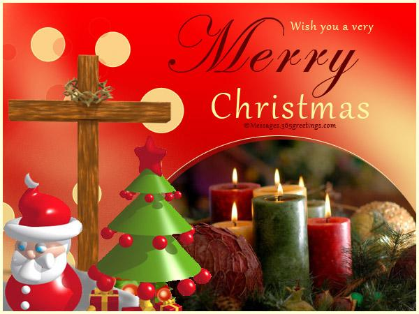 Christian Christmas Wishes - 365greetings