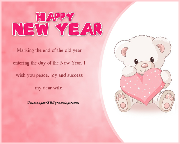 new year messages for wife 365greetings new year wishes to sweetheart