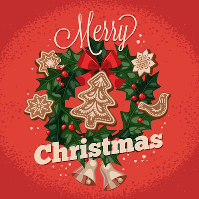 christmas day stickers for iOS message apps