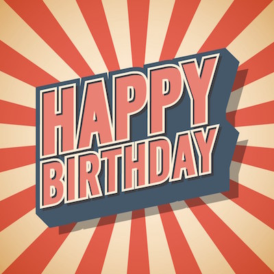 happy birthday free iOS sticker messages pack