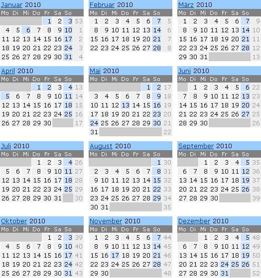 "Custom Calendar Generator Dltks Printable Custom Calendars Section Search Results For ""kalender 2010"" – Calendar 2015"