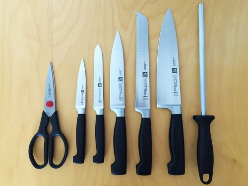 Zwilling Messer Professional S Test Zwilling Vier Sterne Messerblock Im Test (11/2018)