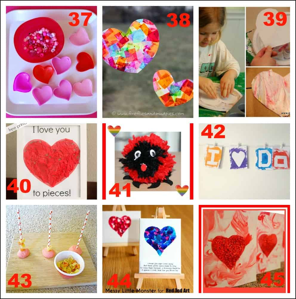 Toddler Friendly Buggy Valentine 39;s Day Activities For Toddlers Mess For Less