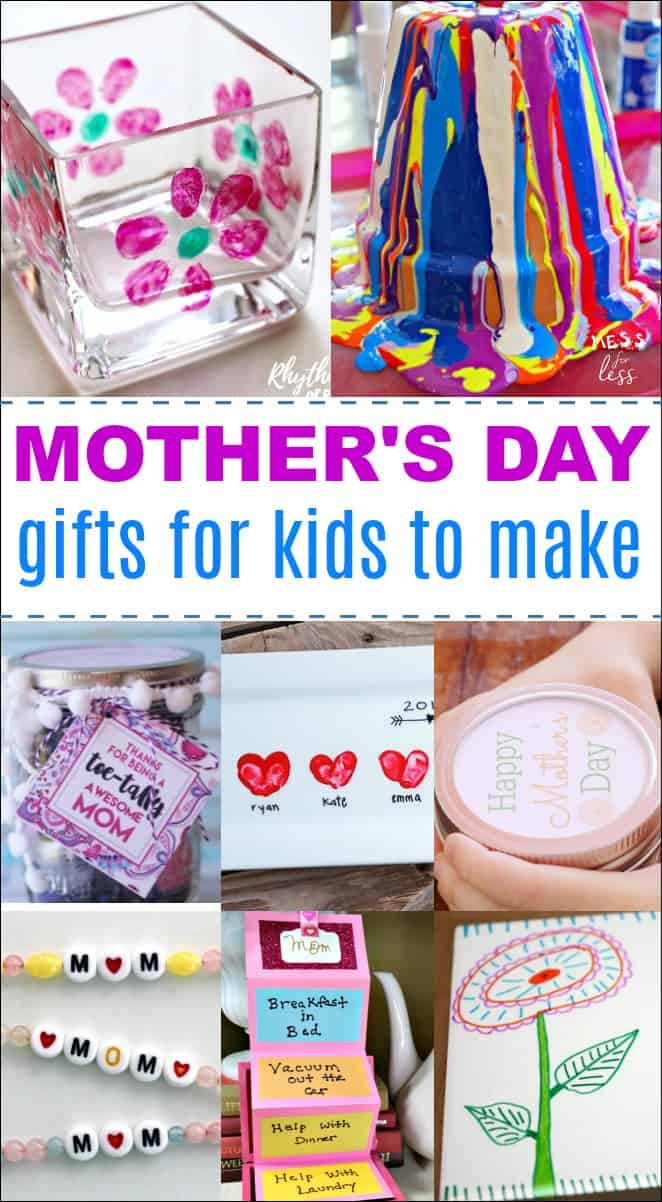 Awesome Diy Mother's Day Gifts Diy Mother S Day Gifts Mess For Less