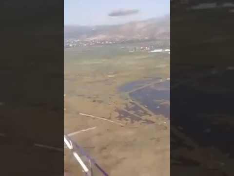 Βίντεο-σοκ: Καρέ-καρέ η πτώση του ελικοπτέρου στον Σχοινιά