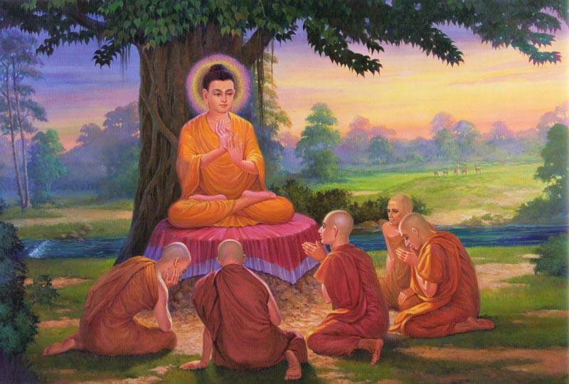 Primer Sermón del Bendito Gautama
