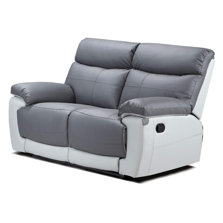 2 Seater Leather Sofa Recliner | Stressless Buckingham 1185020 High ...