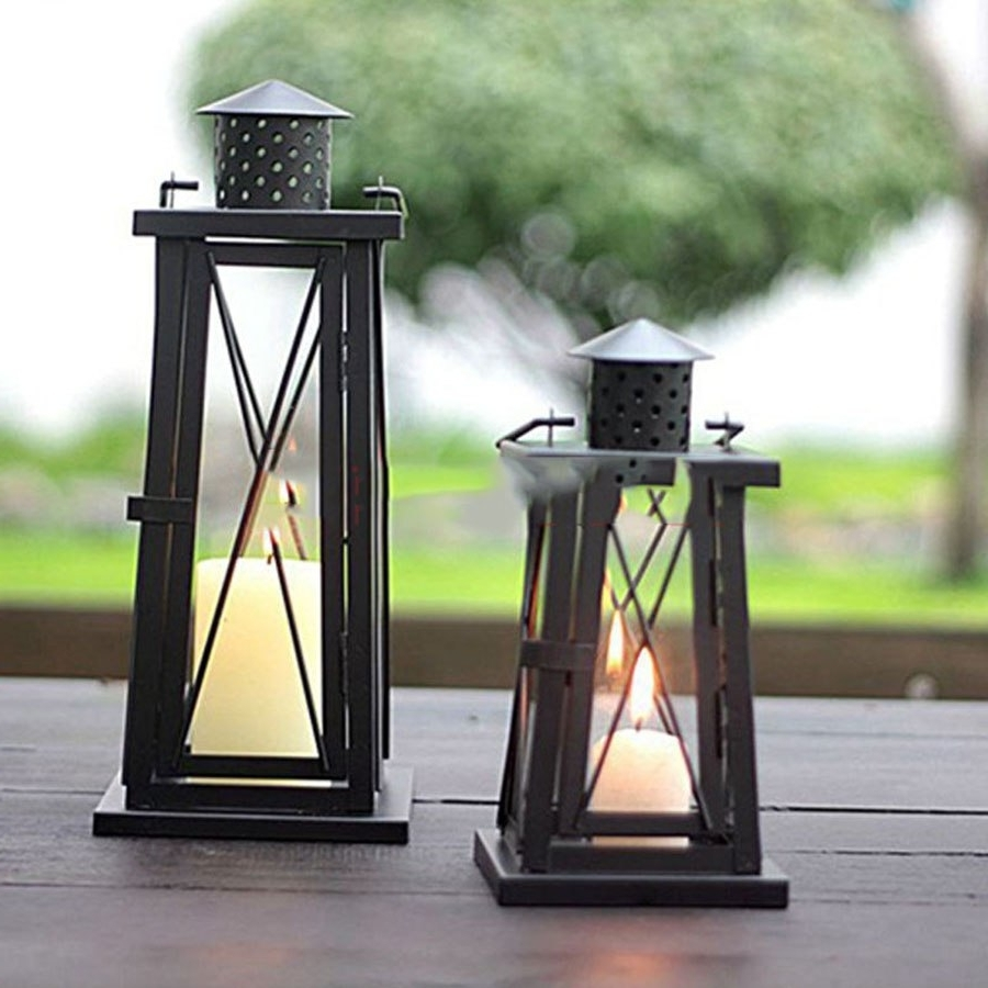 Modern Kerosene Lamp Explore Photos Of Decorative Outdoor Kerosene Lanterns Showing 16