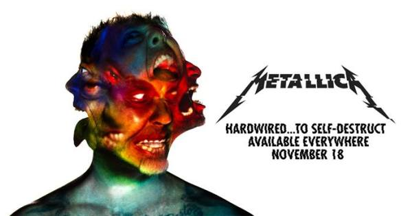 METALLICA New Album Details And One SINGLE OUT
