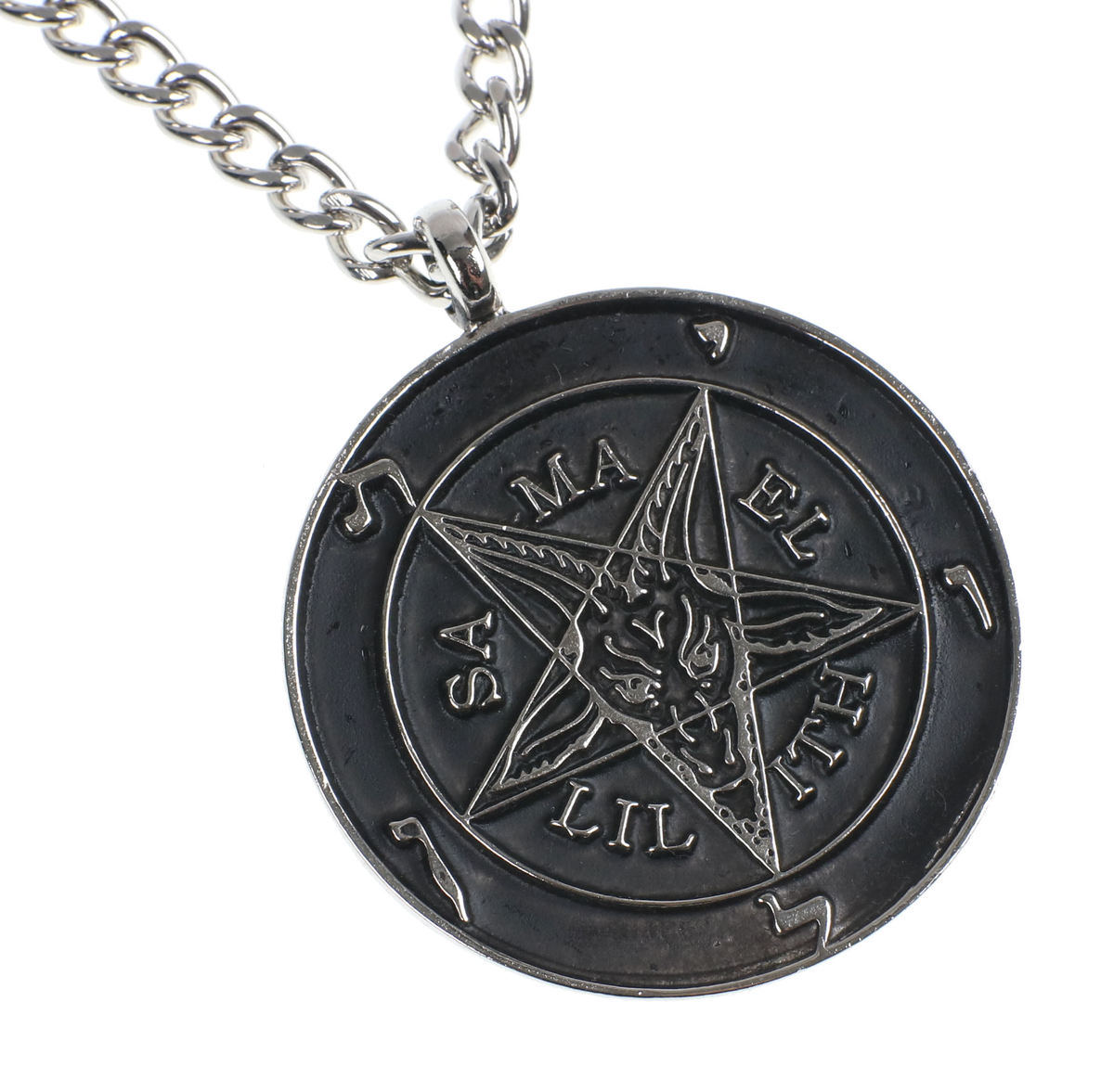 Black Friday Bettwäsche Pendant Necklace Baphomet