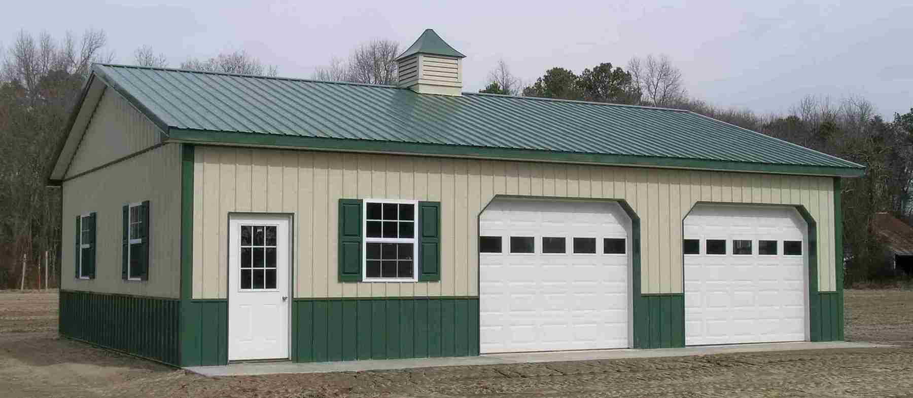 Barn Metal Pole Barn Garage Kits 101 Metal Building Homes