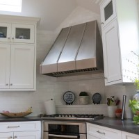 Natick Stainless Steel Range Hood  Metal Design VT Metal ...