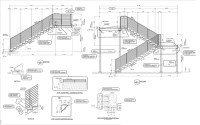 Steel Stair Details - Home Design