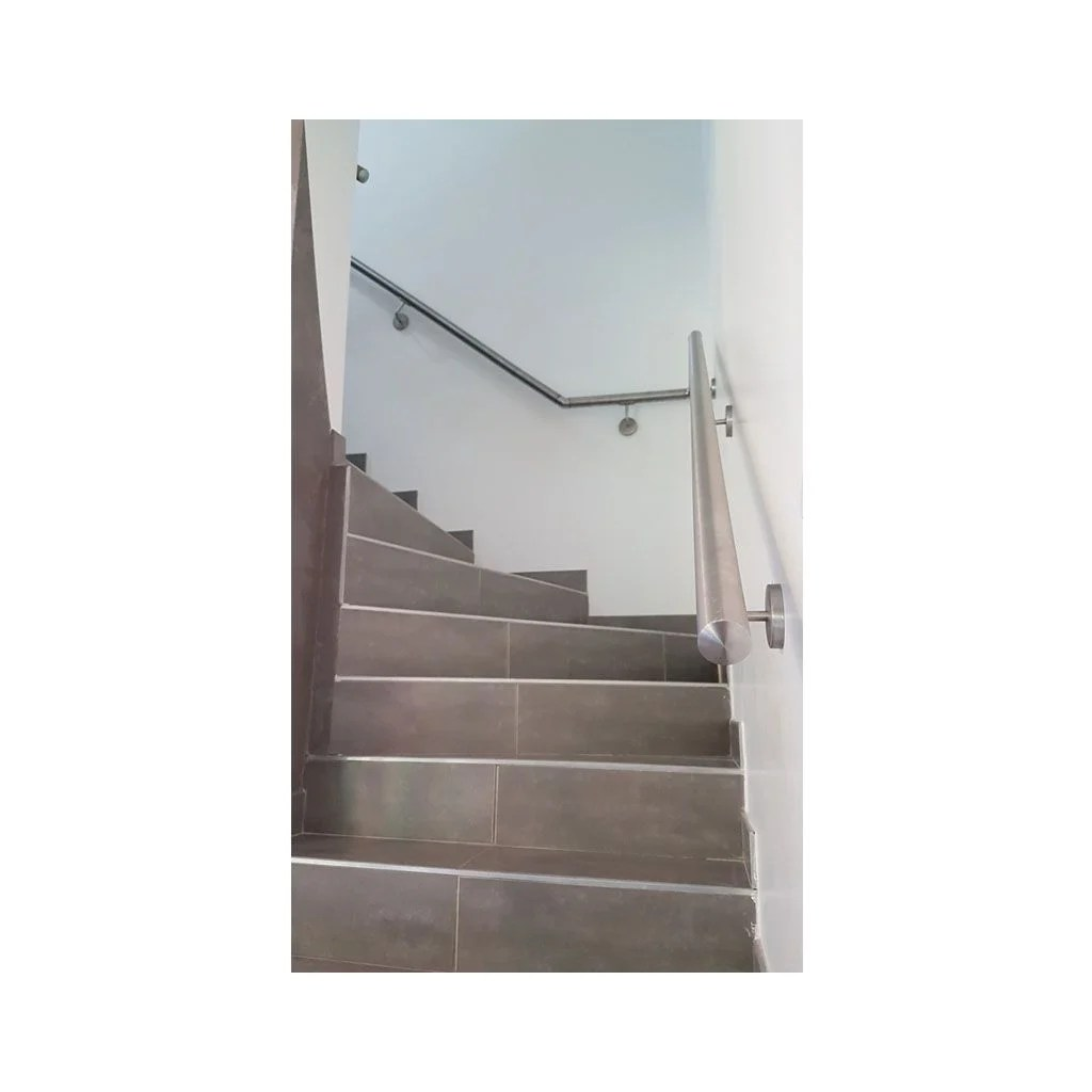 Escalier En Kit Main Courante Inox En Kit