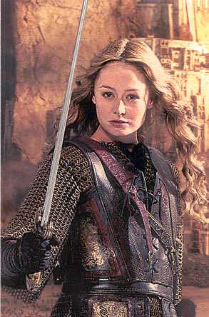 sexy female elf warriors