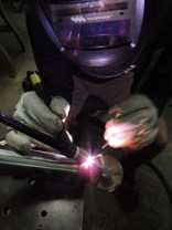 Sean welding 5