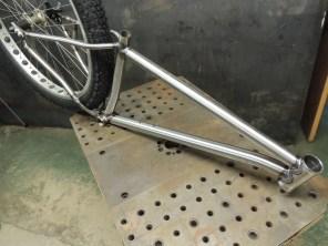 welded frame