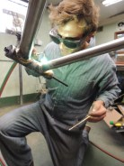 Dan fillet brazing head tube