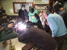 practice welding