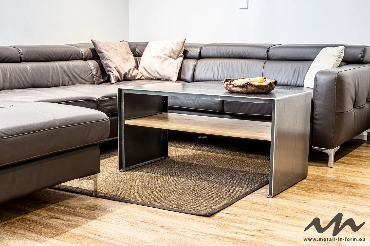 Couchtisch Tatia Interior - Metall In Form