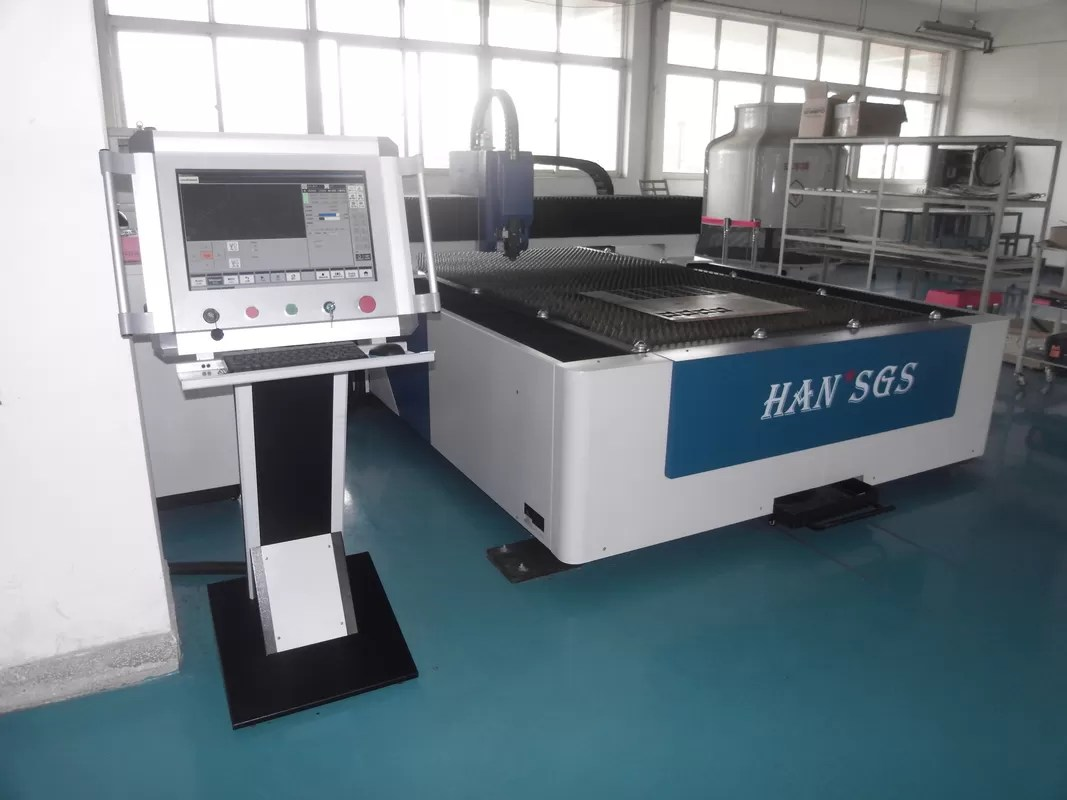 Laser Cutting Machine Metal Sheet Metal Cnc Laser Cutting Machine For Stainless Steel Fiber