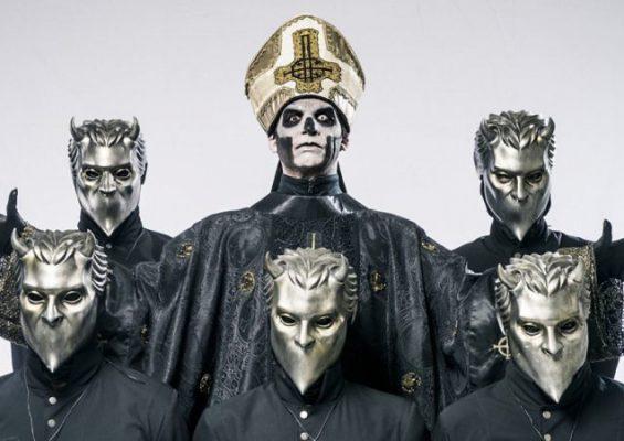 """Ghostin """"Popestar"""" EP Billboardin Rock-listan ykköseksi"""