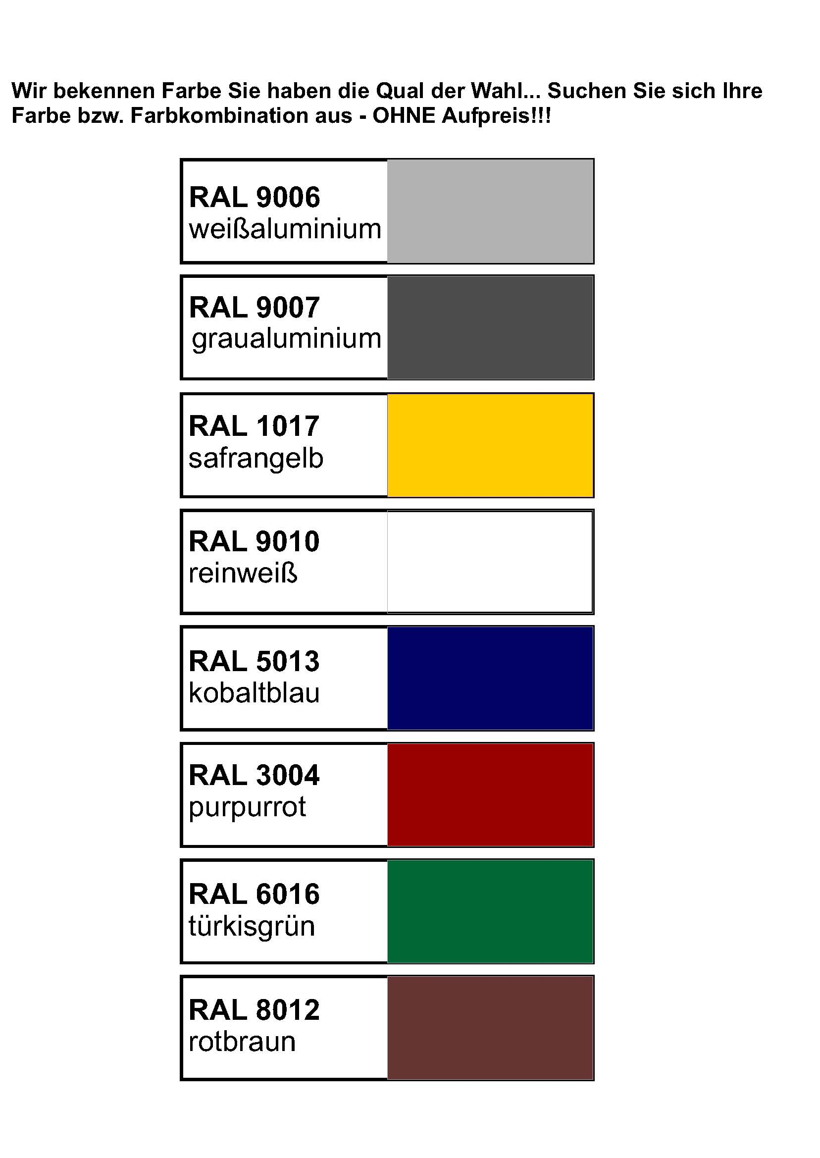 Ral Farben Metall Dekoschale Metall Oval In Farbe Nach Ral