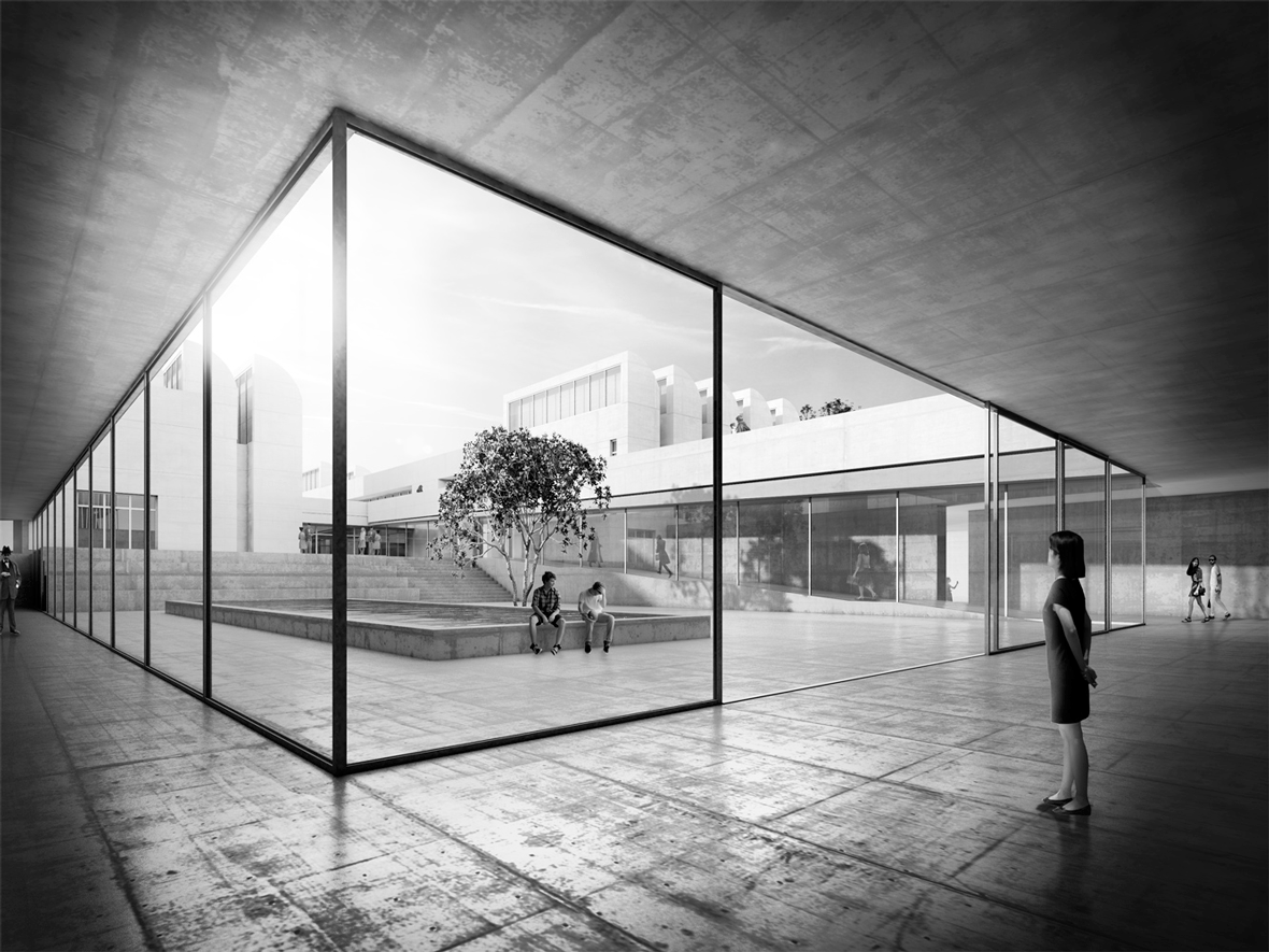 Bauhaus Architekt Staab Architects Win Bauhaus Archive Architectural