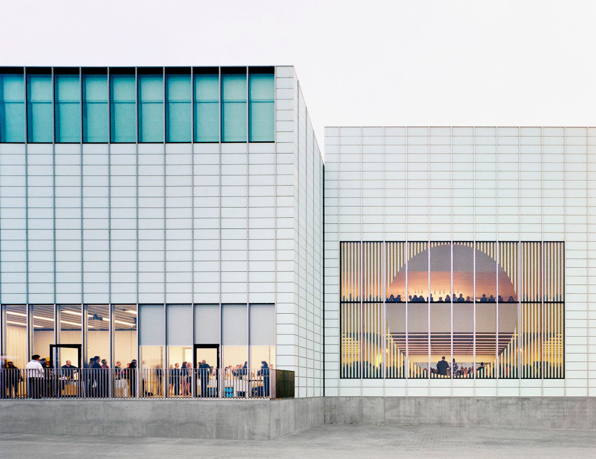 Modern Lighting Rdis Turner Contemporary Named 21st Century British Landmark