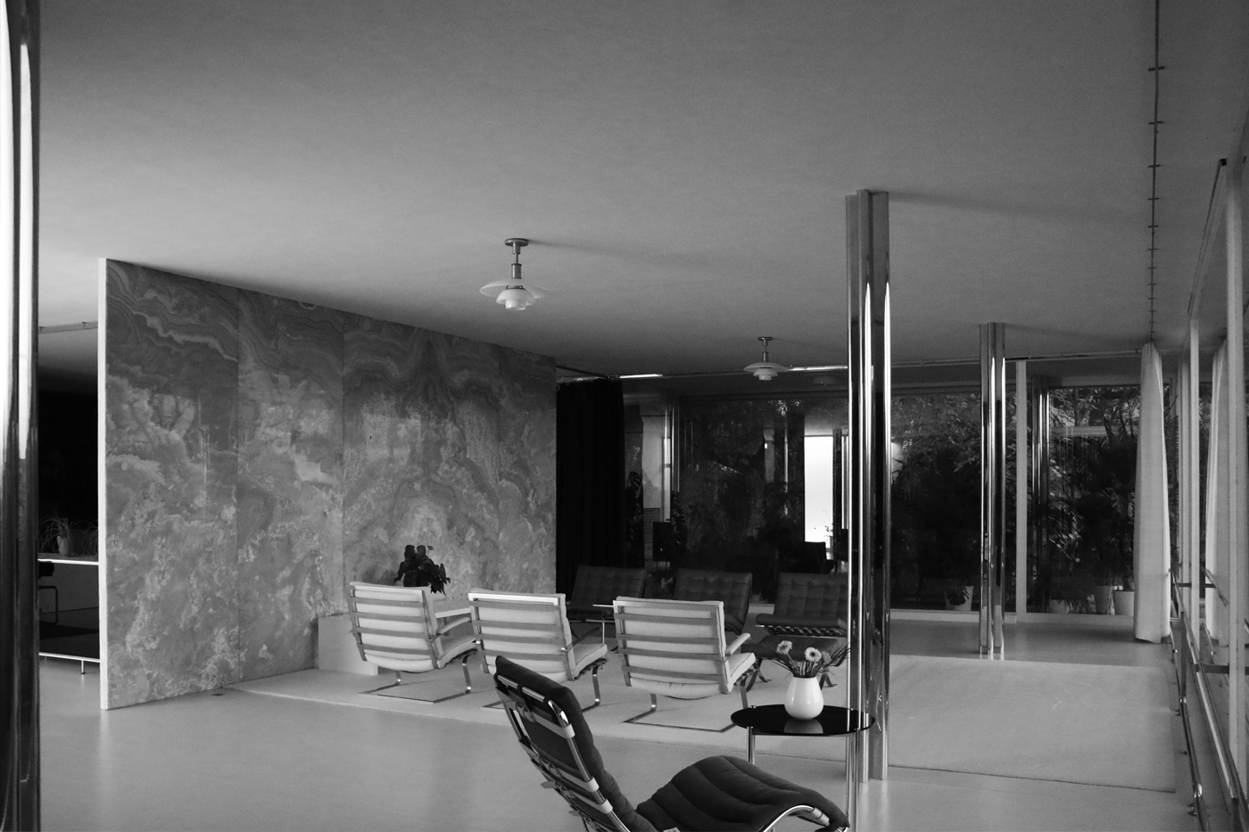 Ludwig Mies Van Der Rohe Tugendhat House By Ludwig Mies Van Der Rohe Metalocus