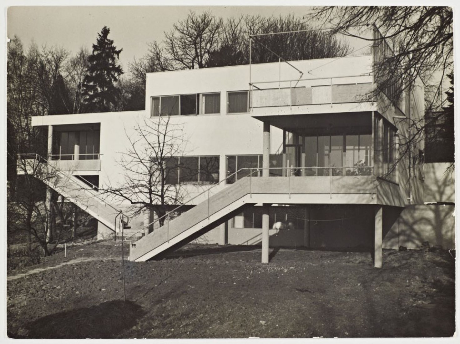 Marcel Breuer Bauhaus Dessau | Marcel Breuer - Design And Architecture | The Strength Of Architecture | From 1998