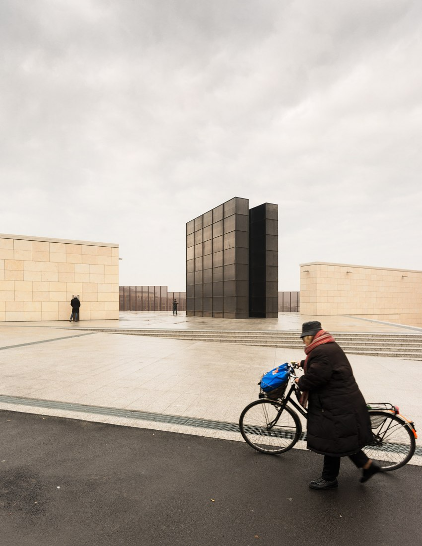 Cucina Ebraica Bologna Bologna Shoah Memorial By Set Architects The Strength Of