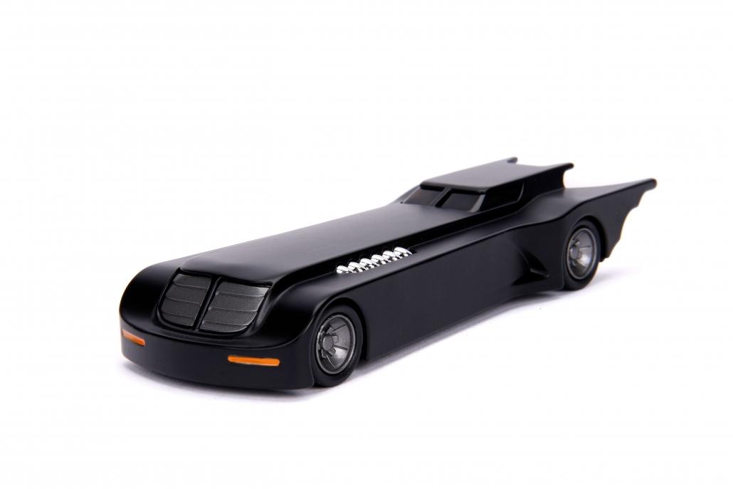 132 Batmobile (Batman the Animated Series) Metals Die Cast