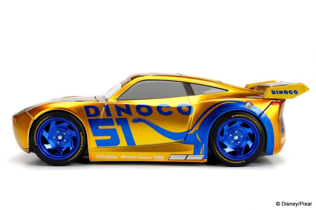 The Fast And The Furious Cars Wallpaper Collection 1 24 Cruz Ramirez Dinoco Cars 3 D23 Exclusive Metals