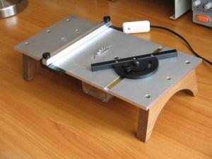 DIY Mini Table Saw