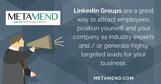 LinkedIn Groups Strategy